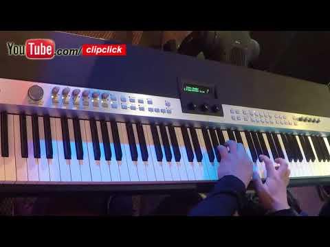 Yesus Engkau Juru Slamatku / Kunaikan Syukurku - PIANO TUTORIAL September 2017