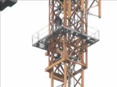 Rigging Training Course - Tower Crane Climbing