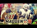 Calvin Johnson And Mike Have 100 Overall Stats!?!? - Madden 16 Ultimate Team