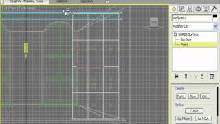 Делаем штору в 3DS Max (14/32)