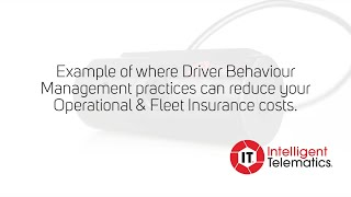 Driver Behaviour Management - Trigger Points