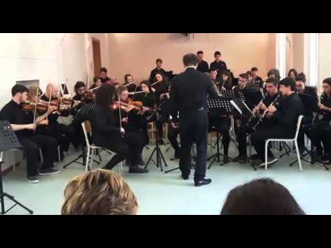Orchestra Symphoniae - Ginastera Estancia  Danza final