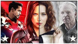 BLACK WIDOW TEASER: Film Bu Yüzden Efsane Olacak! (Red Hulk Mı O?)