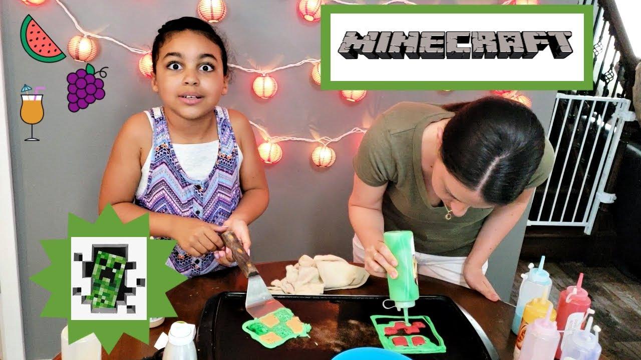 Pancake Art Challenge! - YouTube