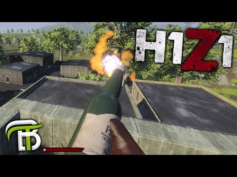 FIRST GAMES AS ROYALTY | H1Z1 KotK
