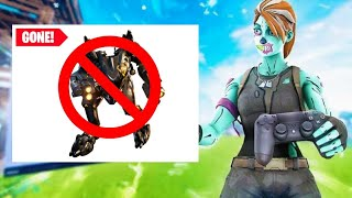 Fortnite but without mechs !