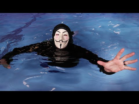 Project Zorgo in Swimming Pool Escape Room Mansion! Finding Real evidence against hacker!