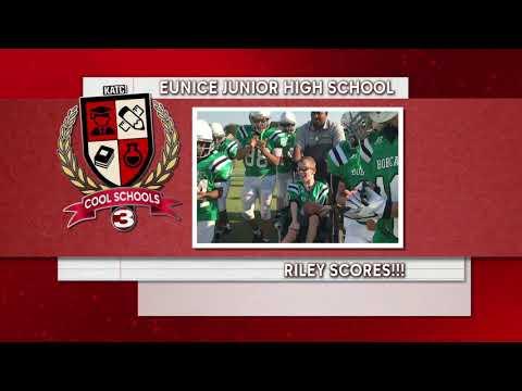 Cool Schools: Eunice Junior High School