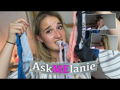 WELKE STRINGS IK DRAAG EN 2 HAARSTIJLEN! | #AskMElanie