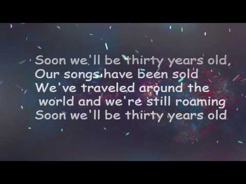 7 Years Old   By  Lucas Graham LYRICS