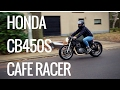 MY BEST FRIEND BOUGHT A NEW MOTORCYCLE - HONDA CB450S