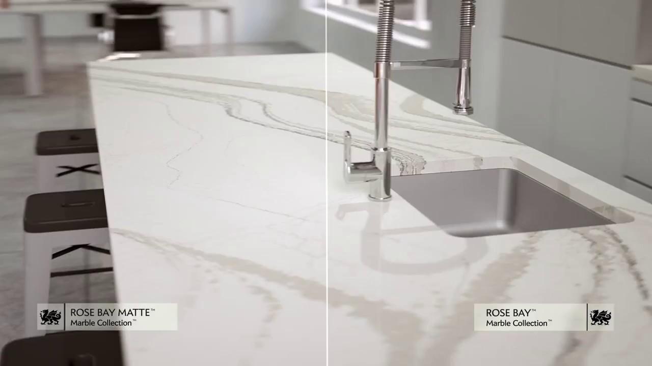 Cambria Matte™ 360 Comparison