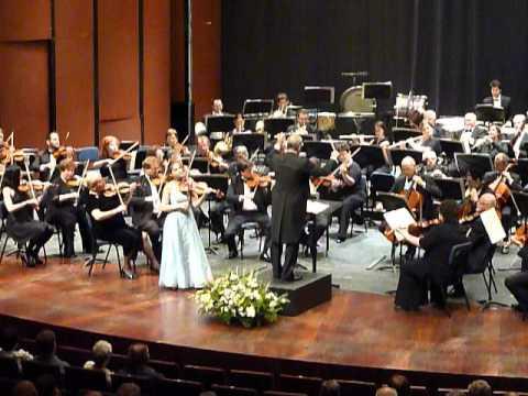 ISO - Michael Boder, conductor - Alexandra Soumm, violin