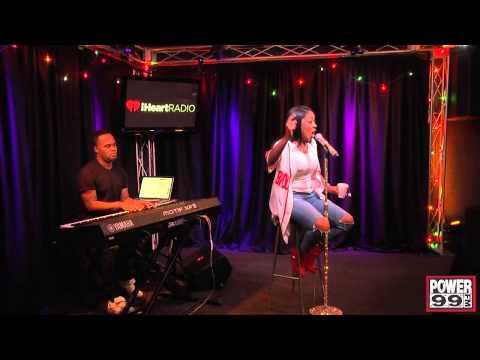 K. Michelle - Love Em All  LIVE