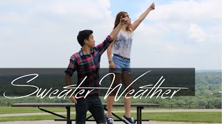 Sweater Weather Cover by Max Schneider and Alyson Stoner Choreography