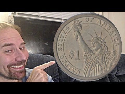 1 dollar 2007 D James Madison Presidential Dollar _ Museum Of Money