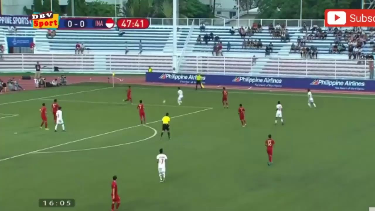 Live Stream Myanmar U23 Vs Indonesia U23 Sea Games 2019