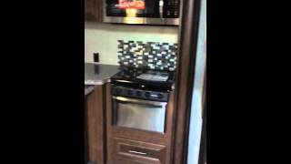 New 2016 Fuzion 414 FW Toy Hauler for sale OKC at Lewis Rv Center