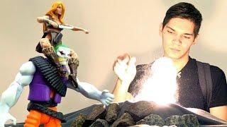 Ловушка для Джокера от Шанны (Marvel) и поиски драконов!