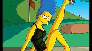 Top Scene i Simpson Ti sfido a non ridere !