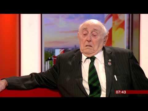 British POW survivor of Dresden ~ Interview