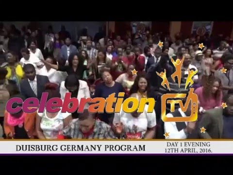 Duisburg Germany Program with Apostle Johnson Suleman, (day 1 evening, PART 1)