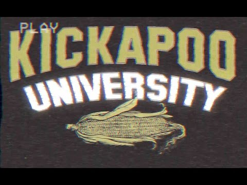 Welcome to Kickapoo University (FOUND FOOTAGE)