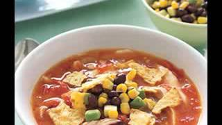How To Make An Enchilada Soup Recipe With Turkey