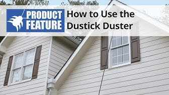How to Use the Dustick Duster for Bee and Wasp Nest Removal | DoMyOwn.com