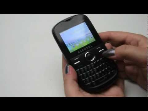 Feature phone Alcatel One Touch 678G - Resenha Brasil
