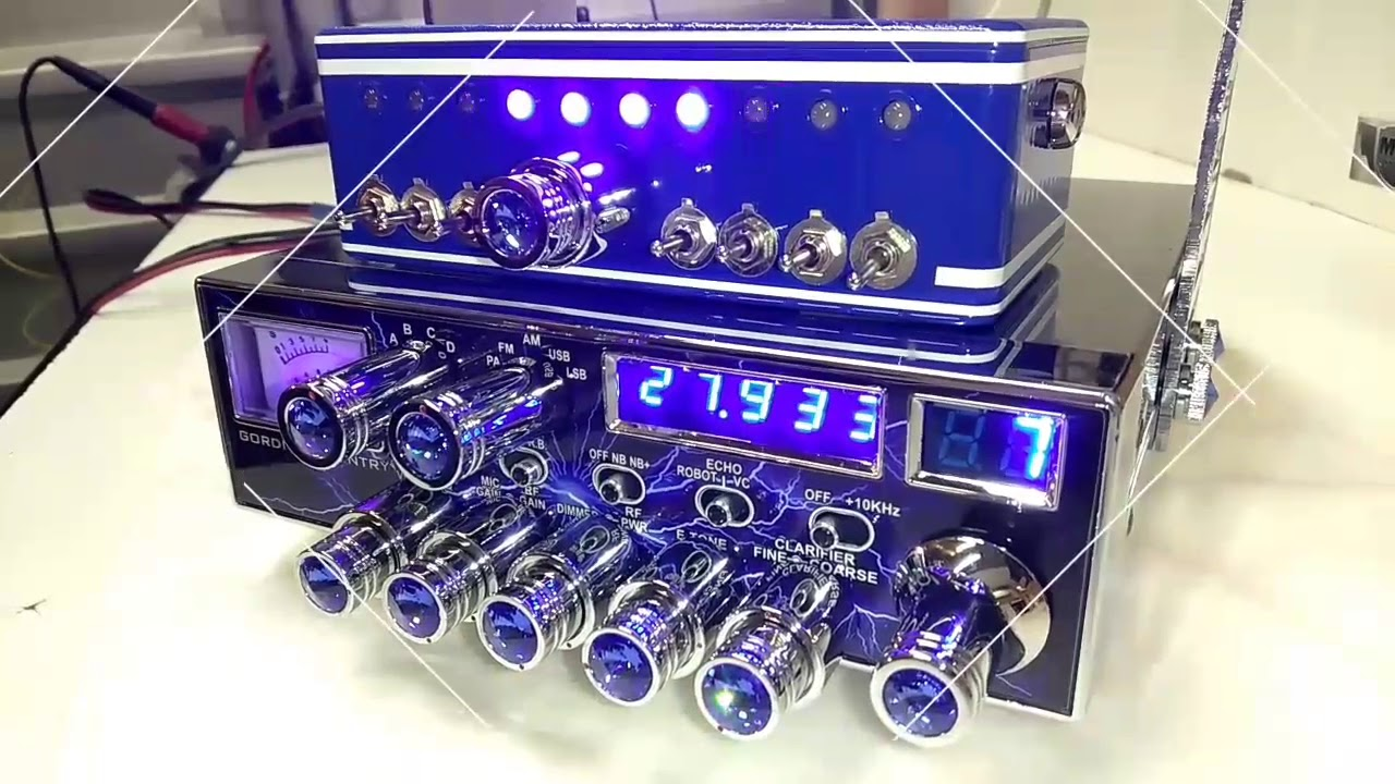 GALAXY DX 99V BIG SERIES CUSTOM y