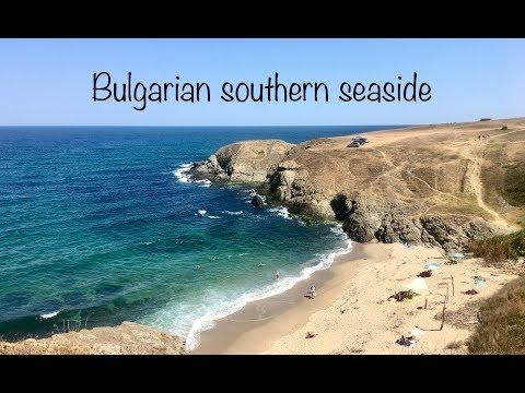 Enjoying the southern beaches of Black sea, Bulgaria – travel video