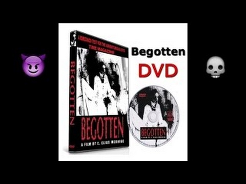 (New Begotten DVD) unwrapping!