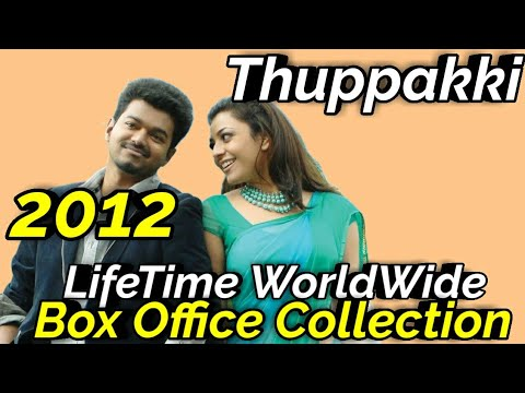 THUPPAKKI 2012 South Indian Movie LifeTime WorldWide Box Office Collections Rating Cast Awards