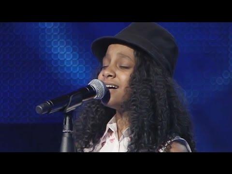 فيديو اغنية تارة صلاح مونيكا حلو حلو كاملة HD في برنامج ذا فويس كيدز