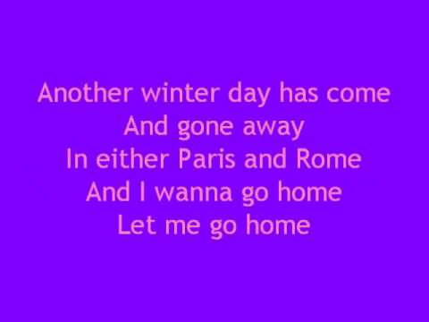 Michael Bublé - Home + lyrics