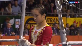Fan Yilin Bars 2019 Cottbus World Cup Event Finals