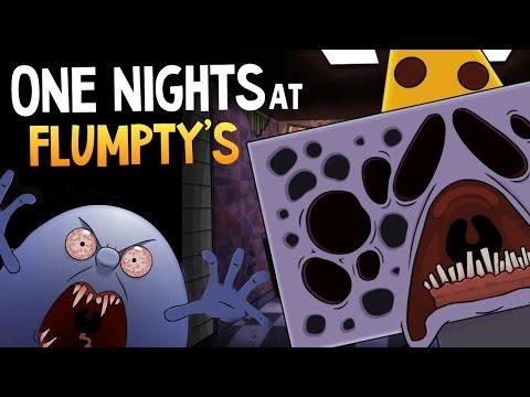 One night at Flumptys(Шалтай Болтай)