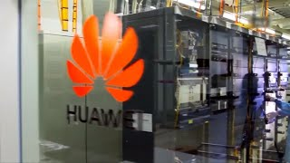 Huawei CEO: 'No way the US can crush us'