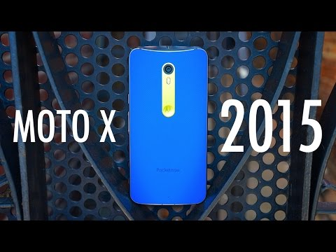 Moto X Pure Edition Review: Big Deal