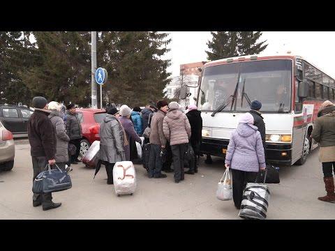 Копейчане едут в Крым