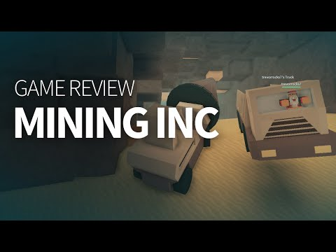 Mining Inc Game Review