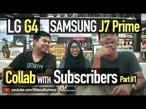 LG G4 vs Samsung J7 Prime: Bagusan Mana? #CurhatGadget