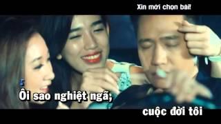 [ Karaoke ] Lời xin lỗi của một dân chơi