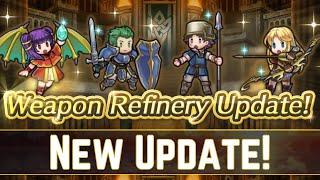 9hr Maintenance For..? 🤔 New 🎵, Divine Codes, Weapon Refines & More! | FEH News 【Fire Emblem Heroes】