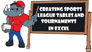 Create Sports League Tables in Excel Online Course