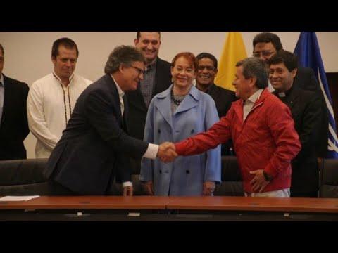 Gobierno de Colombia y ELN negociarán nueva tregua en abril
