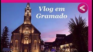 Vlog em Gramado: restaurantes, neve, sagú e romance