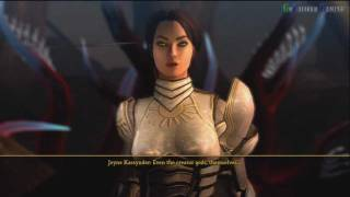 Dungeon Siege 3: Final BOSS Corrupted Creator - Katarina Walkthrough part 46