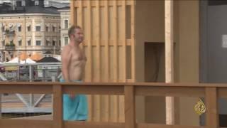 هذا الصباح-حمام الساونا بفنلندا.. تراث مقدس